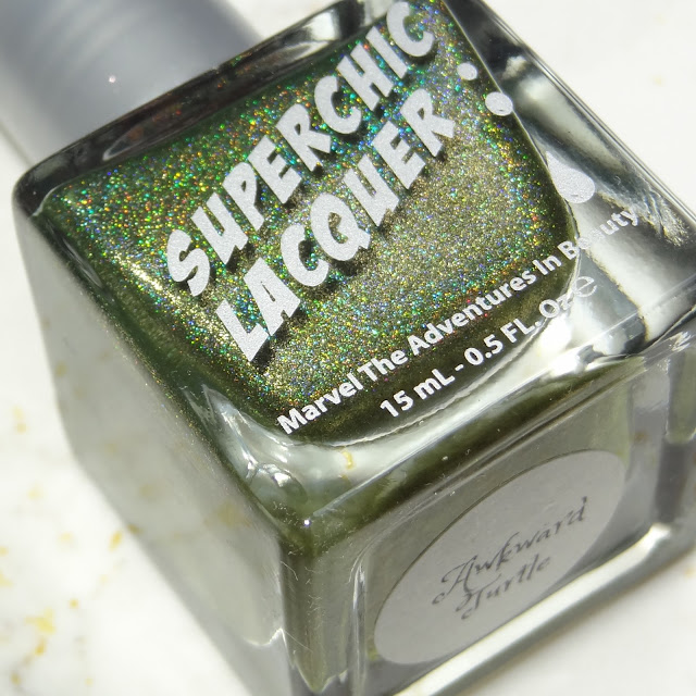 Superchic Lacquer - Awkward Turtle