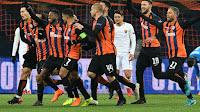 Roma vs Shakhtar Donetsk en VIVO