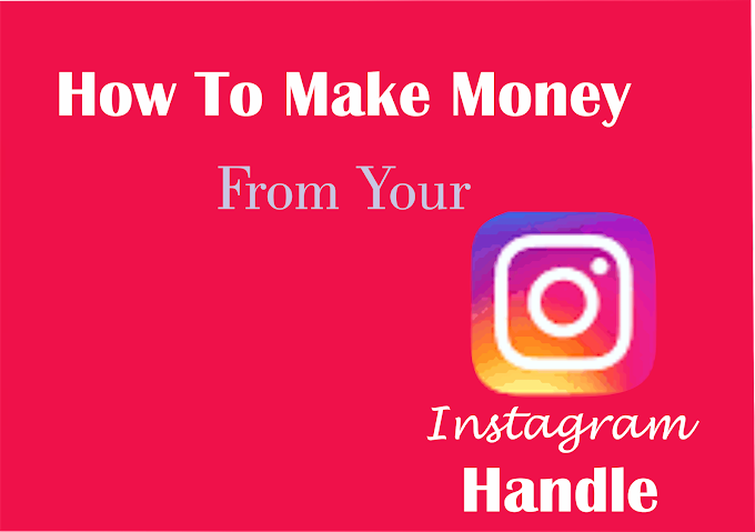 How To Make Money From Your Instagram Handle (5 Easy Ways)