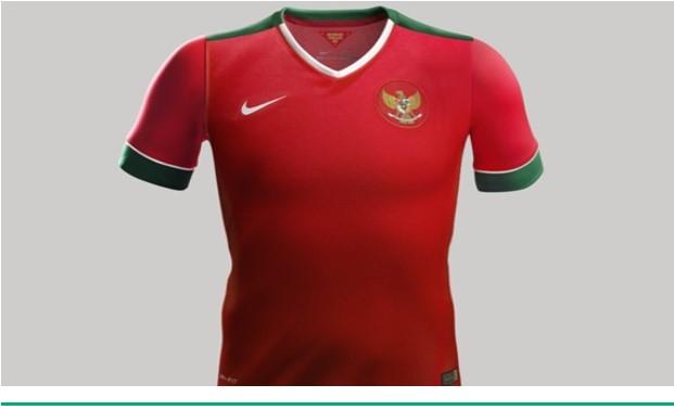 Inilah Jersey Timnas Indonesia Untuk Piala AFF 2016