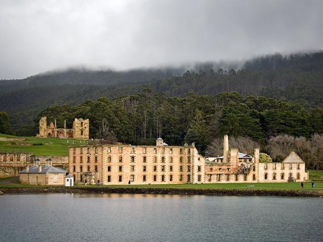 Rovine di Port Arthur