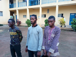 Image result for Court sentences killers of UNIOSUN student to death