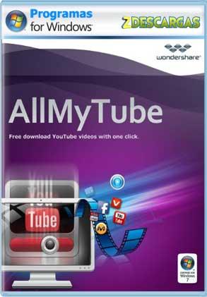 Wondershare AllMyTube 7.4.1.1 Full 2019 (Español) | MEGA