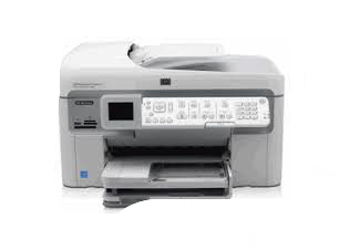 HP Photosmart C309c Printer Driver Support