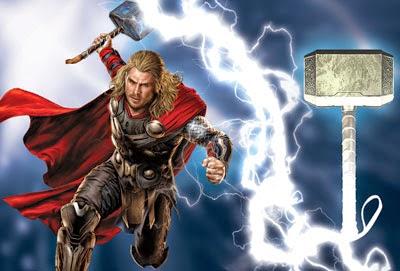 Berapakah Berat Palu Thor