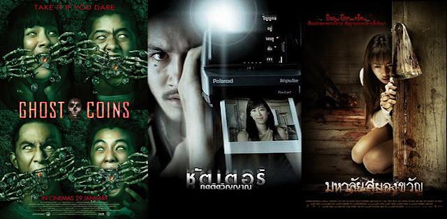 Film Horor Thailand Terbaik, dari Horor Seram sampai Lucu