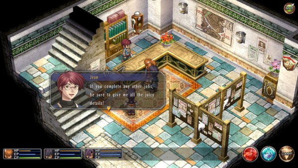 The Legend of Heroes Trails in the Sky PC Full Version Screenshot 3