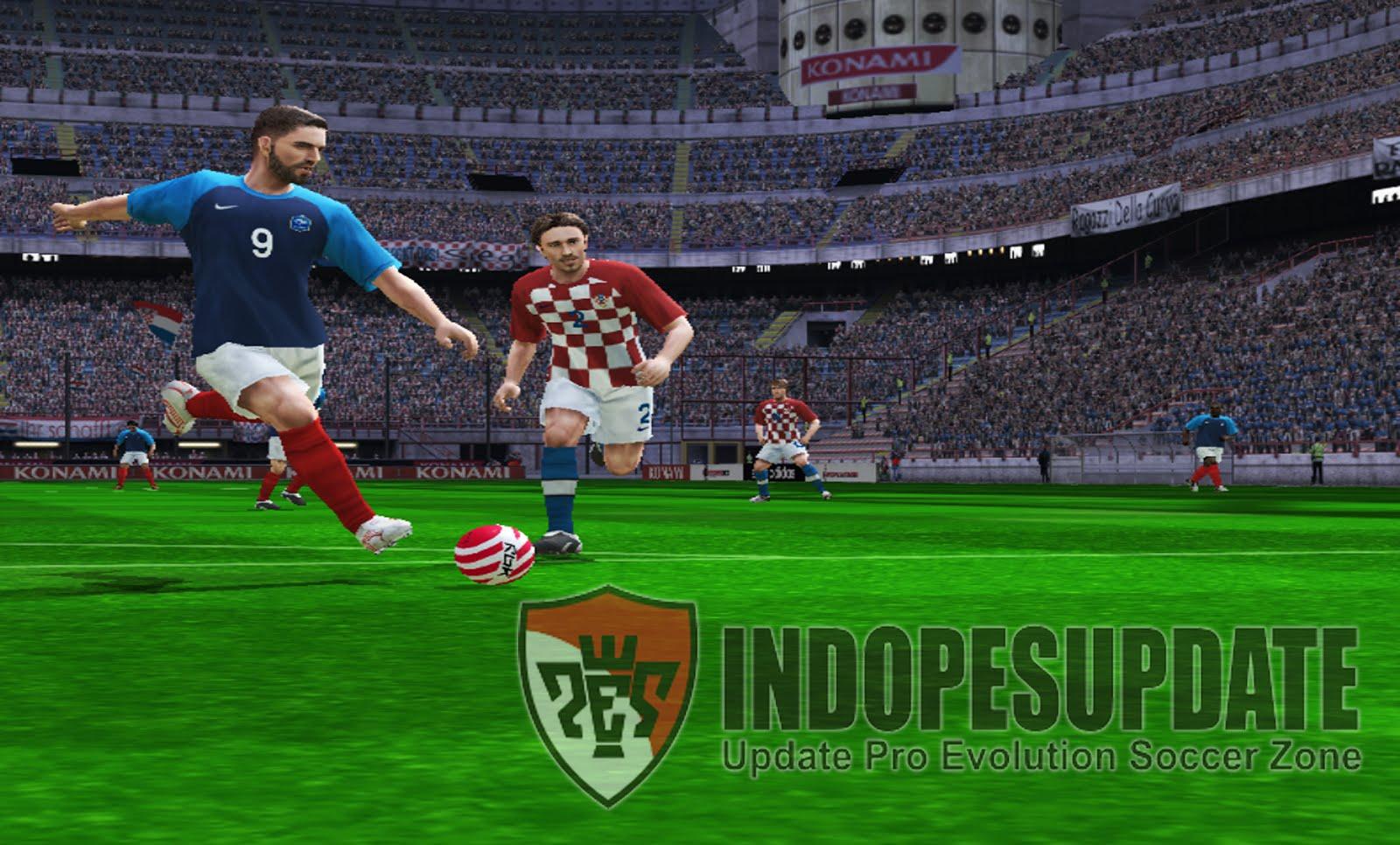 aggiornamento pro evolution soccer 6
