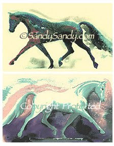 Sandy Sandy Spiritart on Etsy