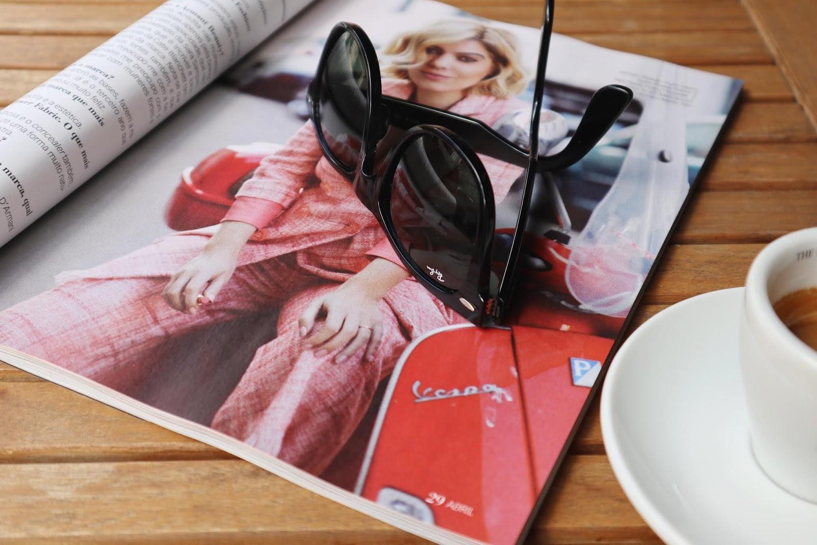 bc87f3e9d Muito amor pelos meus óculos de sol | Mia Relógio - M&A
