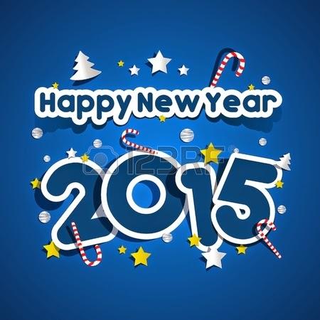 Kartu Ucapan Happy New Year 2018