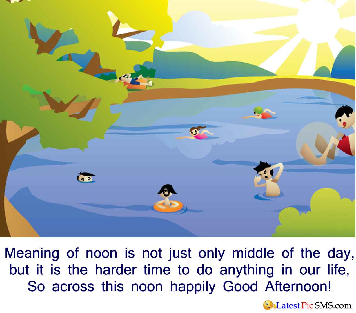Meaning of noon Images Quotes