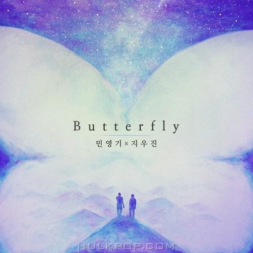 Young Ki Min, Ji Woo Jin – Butterfly – Single