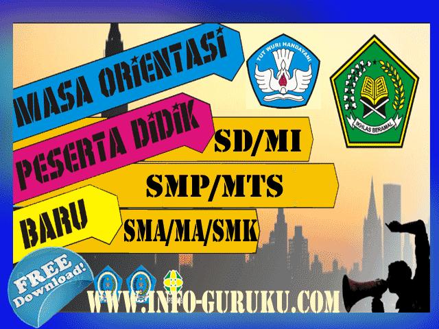 Download Juknis SK Materi Masa Orientasi Siswa (MOS/MOPDB)