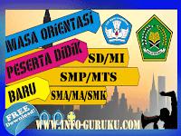 Contoh Juknis, SK dan Materi Masa Orientasi Siswa (MOS/MOPDB) 2016