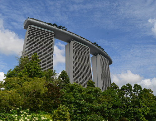 Marina Bay Sands, Singapura, Traveling