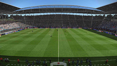 PES 2019 Stadium Red Bull Arena by Martinza