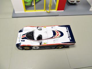 Spark  rothmans Porsche 956
