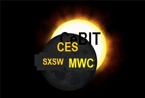 Eclipse totale du CeBIT