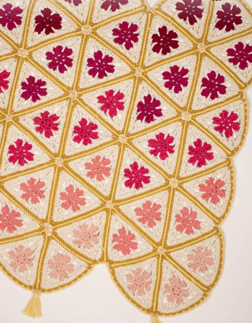 Spring Daze Crochet Blanket - Free Pattern