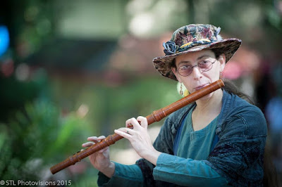 Baroque flute, pic by STL Photovisions