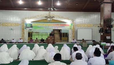 Calon Haji Kotabaru Terbagi Dua Kloter