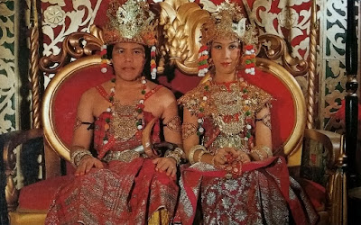 Custom and Religion In Indonesia – A Communal Birthday