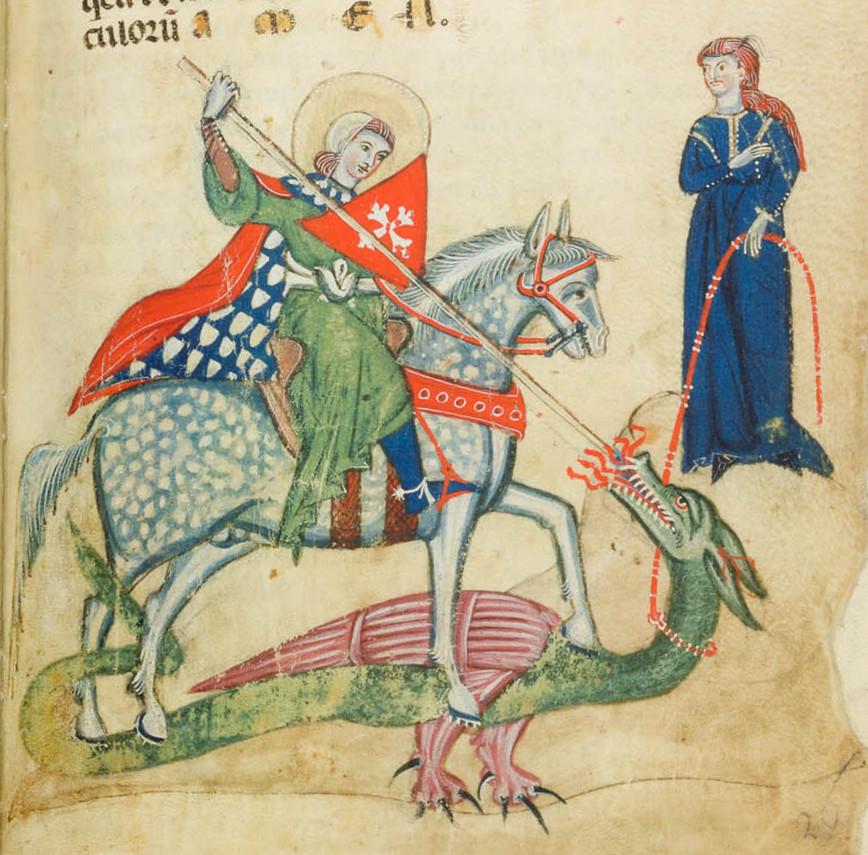 St George Dragons: Dariusz Caballeros: The Feast Day Of Saint George