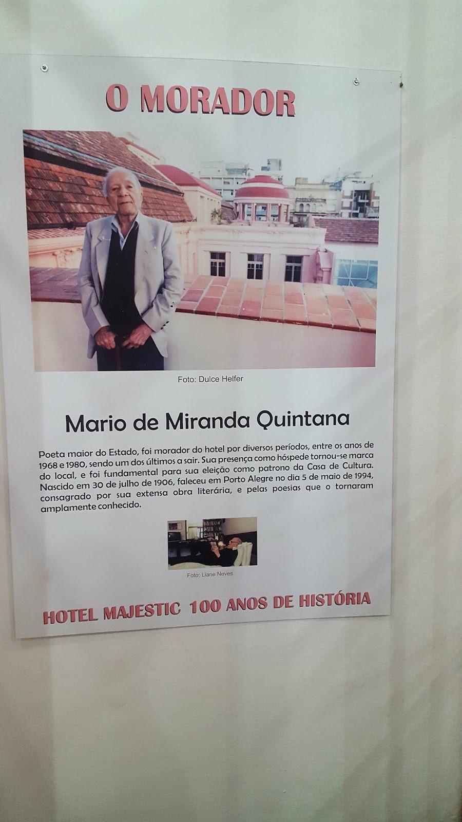 Casa de Cultura Mário Quintana