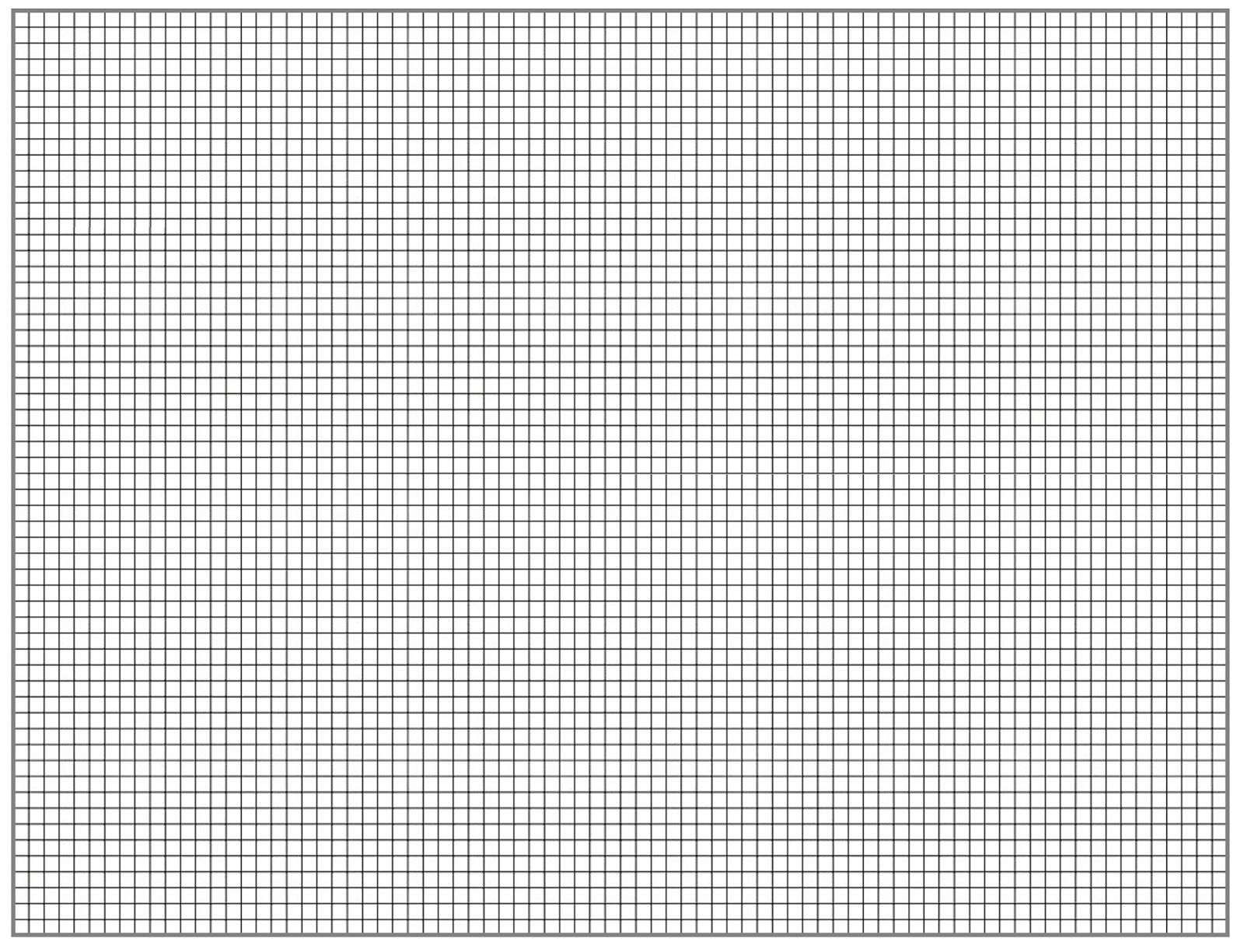 It is a picture of Witty Printable Large Graph Paper
