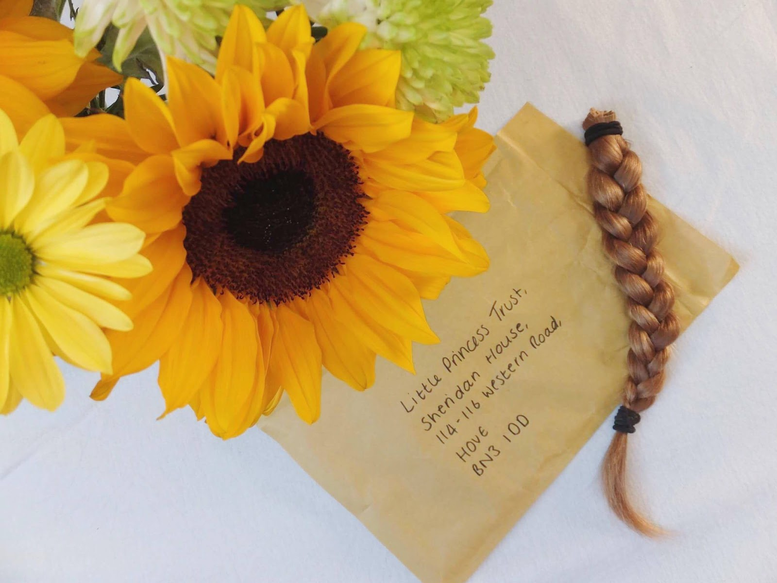 Sunflowers-And-Hair-Donation
