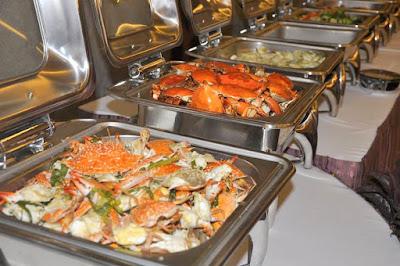 Cung cấp trang thiết bị dụng cụ cho tiệc buffet uy tín tại tphcm