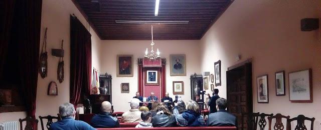 2º JORNADA DEL CICLO DE LECTURA. DAVID GUIJOSA AEBERHARD, ESCRITOR, POETA Y TRADUCTOR.