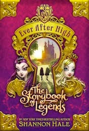 The Story Book of Legends by Shannon Hale | Cover Love