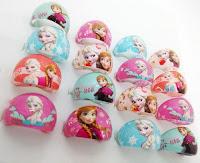 anelli anellini Anna Elsa principessa FROZEN idea regalo gadget fine festa compleanno bambina