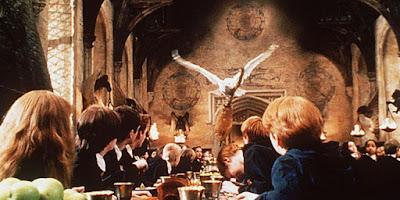 Сова - Хари Потър и философският камък