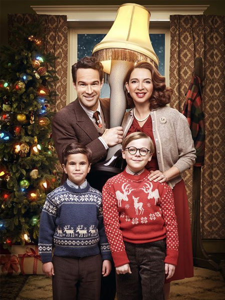 a christmas story live a fox musical movie production - The Christmas Story Movie
