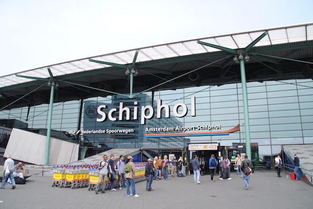 Aeroporto de Amsterdã - Schiphol