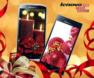 Lenovo Ideal Gift Guide
