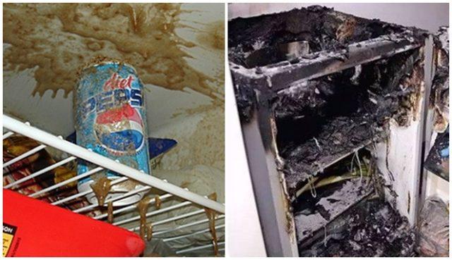 Wahai Para Ibu ibu, Jangan Lakukan 4 Hal Ini Pada Freezer Jika Tidak Ingin Kulkasmu Meledak!!