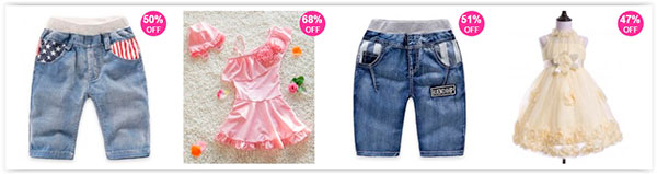 Baby Clothes and Children rosewholesale