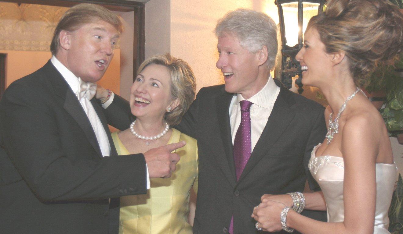 Hillary and Bill Clinton: Breaking Bad | Bud Meyers