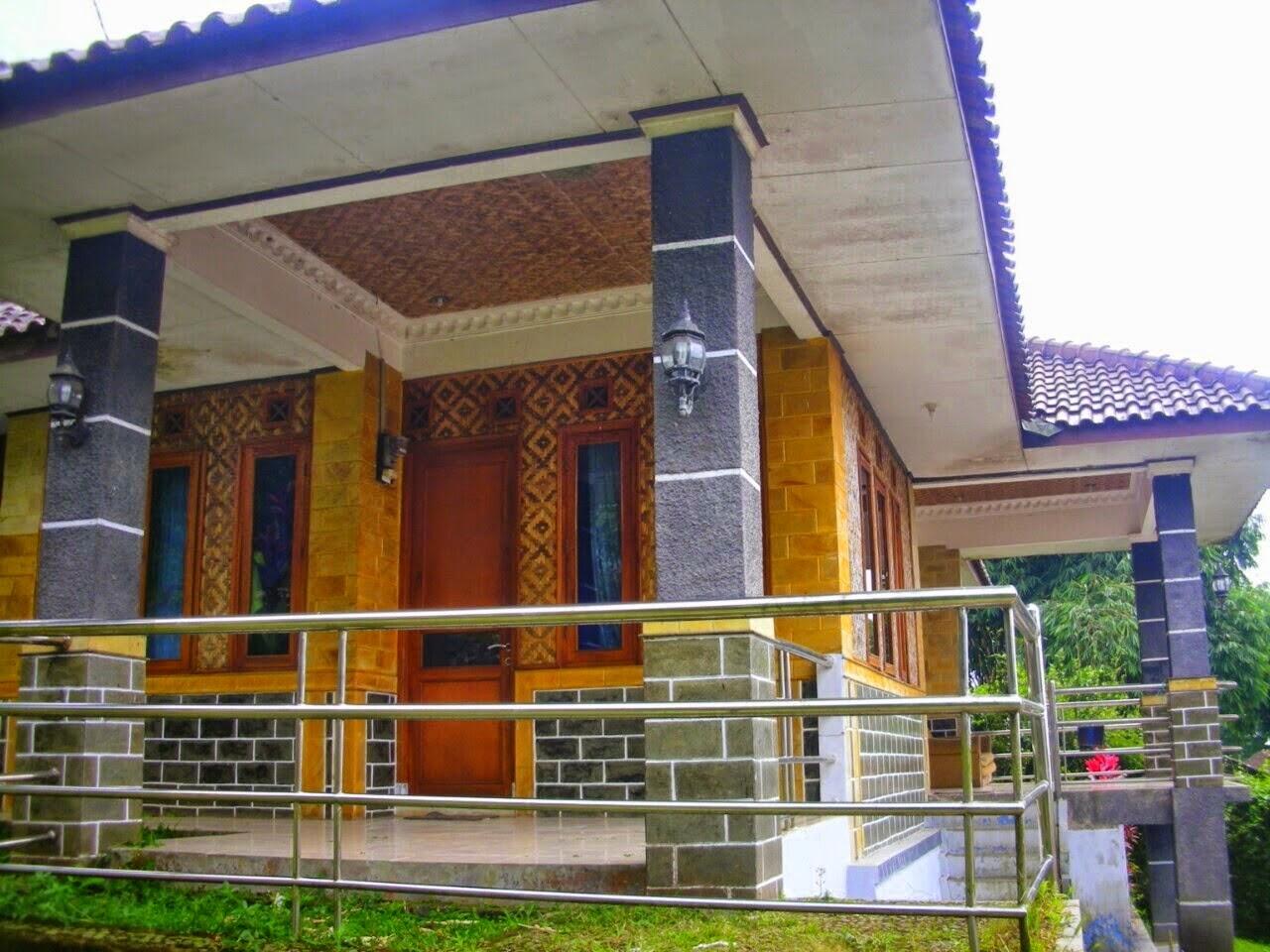 info tarif sewa villa  di ciater sari ater