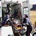 Queda de moto deixa popular ferido neste domingo
