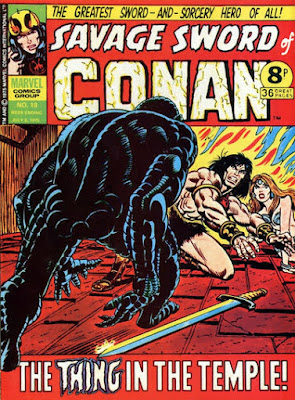 Marvel UK, Savage Sword of Conan #18