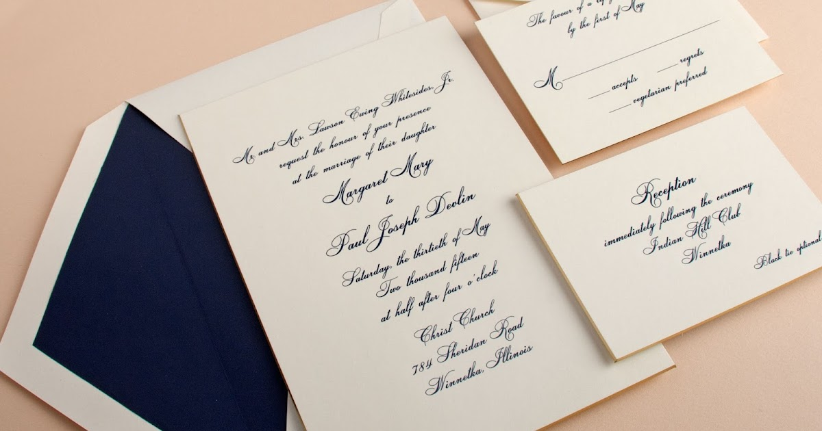 Wedding Invitations William Arthur: William Arthur Blog: Real Weddings: How To Become