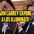 Jim Carrey expone a los illuminati