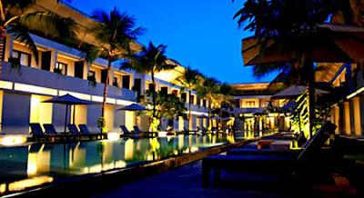 Hotel The Oasis Kuta Bali Indonesia