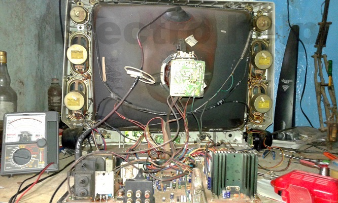 Sansui Tv Circuit Diagram Free