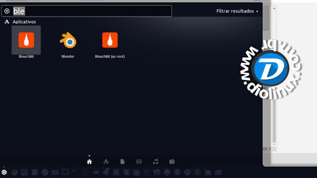 Bleachbit no Ubuntu